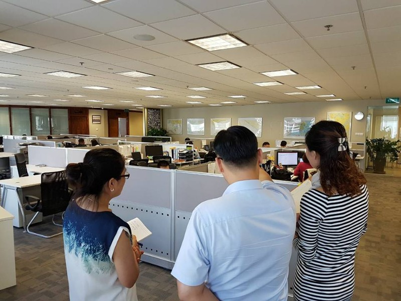 office feng shui services